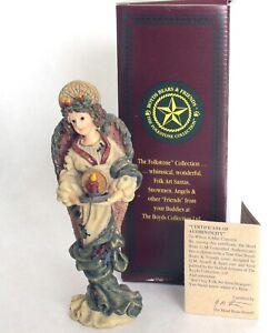 Boyds Illumina Angel of Light Folkstone 28203 Figurine 1996