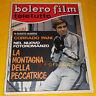 BOLERO FILM 1967 n. 1053 Corrado Pani, Dalida, Rita Pavone, Tony Renis