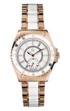 GUESS GC SPORT CLASE Lady Reloj de mujer 47003l1 ANÁLOGICO Acero Inoxidable
