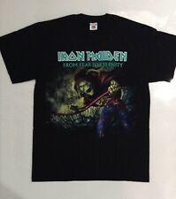 Iron Maiden Men's Reaper T-shirt Black Medium