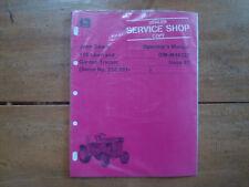 John Deere 110 Lawn and Garden Tractor Operator's Manual