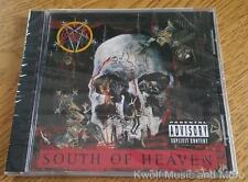 "SLAYER  ""South Of Heaven""   PA    NEW  (CD, 1988/2002)"