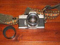 Minolta SRT 101 35mm SLR Film Camera w/ 58mm f/1.4 Lens MADE IN JAPAN