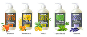 [EO Everyone] Everyone Hand Soap For Clean healthy hands - 377ml / Hand Washes