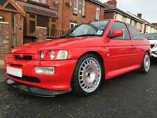 Ford Escort Cosworth Kit - Front Lower Spoiler/Lower Lip/Hockey Sticks (Pair)