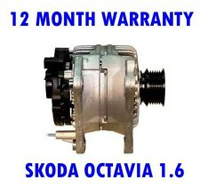 SKODA OCTAVIA 1.6 FSI 2004 2005 2006 2007 2008 REMANUFACTURED ALTERNATOR