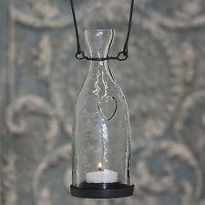 Heart Glass Lanterns Light Holders
