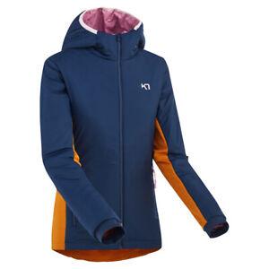 Kari Traa Womens Solveig Jacket | Performance Zip Up Hoodie | 622617