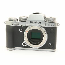 Fujifilm Fuji X-T3 26.1MP Mirrorless Digital Camera Body (Silver) #103