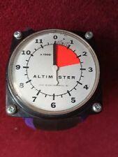Skydiving Altimeter by Steve Snyder Enterprises