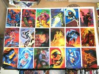 1995 FLEER ULTRA SPIDER-MAN 150 BASE CARD SET! FAR FROM HOME! MARVEL! STAN LEE!