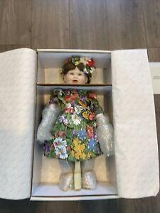 "Marie Osmond Toddler Series Porcain New In Box  24"""
