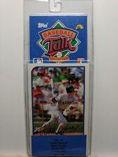 Topps MLB Baseball Talk Collection Set 16 Boggs, Stargell, Bass, John gm1480
