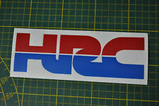 STICKER HRC MARQUEZ  MOTO GP HONDA TUNING BIKE   58X190MM