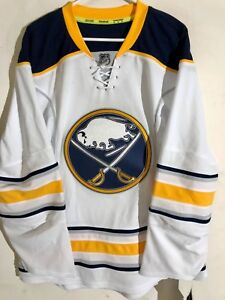 Reebok Authentic NHL Jersey Buffalo Sabres Team White sz 46