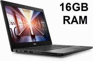 Dell Latitude E7290 Core i7-8650U/ 16GB Ram/ 256GB nVme SSD/ 12.5in HD Win10 Pro