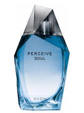 Avon Perceive Soul Mens Cologne Eau de Toilette Spray Genuine 100ml
