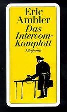 Das Intercom- Komplott. von Eric Ambler   Buch   Zustand gut