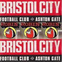 Programme Bristol City Football Ashton Gate Programmes 1976/77 - Various Games