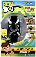 Ben 10 DELUXE Omnitrix Roleplay Toy