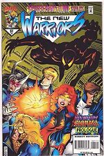 New Warriors#61 Vf/Nm 1995 Maximum Clonage Marvel Comics