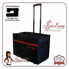 Sewing Machine Trolley Bag XL fits Janome Singer Brother Bernina Pfaff Husqvarna
