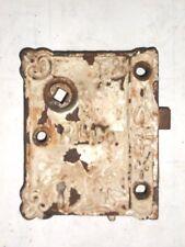 Antique RLCo. Rim Lock