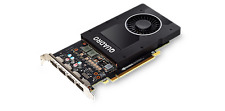 Nvidia Quadro P2000 5GB GDDR5 PCI-E Video Card CUDA Cores Pascal 4x DisplayPort