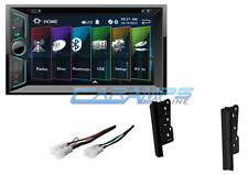 NEW SOUNDSTREAM CAR STEREO RADIO W AUX/USB INPUTS & BLUETOOTH W INSTALLATION KIT