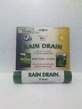 """Rain Drain (8 Feet) Fits 2' x 3' and 3"""" x 4"""" Downspouts by Dynaseal Inc."""