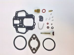 CARTER AS 1BBL CARBURETOR KIT 1960-1964 STUDEBAKER TRUCK 6 CYLINDER 5E5 E510 6E5