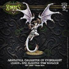 Hordes: Legion of Everblight Absylonia, Daughter of Everblight New in blister