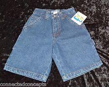 Ohio State University Buckeyes Youth Boys Denim Shorts (Size 5) NEW!