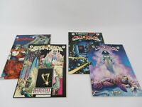 Star Reach #7 8 10 12 (1976-1978, Friedrich) Lot of 4 Comics NM