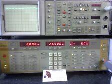 Rf Sweep Generator 2 265 Ghz Tested 13 Dbm Output Wiltron 6653a Pll Lockable