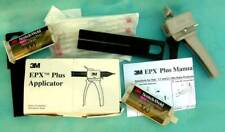 3M EPX Plus Epoxy Applicator # 62-9167-9930-7 & Scotch-Weld Adhesives / PLUNGERS