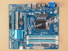 Gigabyte GA-Z77M-D3H V1.0 motherboard Socket 1155 DDR3 Intel Z77 100% working