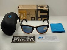 702ece720f COSTA DEL MAR COPRA POLARIZED SUNGLASSES COCONUT BLUE 580P LENS COP52 OBMP  NEW!