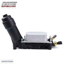Engine Oil Cooler Filter Housing For 11-13 Jeep Dodge Chrysler 3.6L V6 5184294Ae
