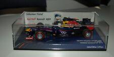 Sebatian Vettel Red Bull Renault RB9 WC 2013 Bahrain GP 1:43 Minichamps