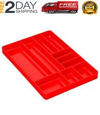 Craftsman Divider Storage Tool Parts Organizer System Box Bin Drawer Home RED