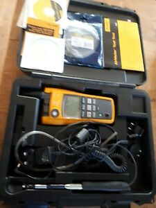 Fluke 975 AirMeter Indoor Air Quality  Meter with Probe