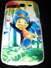 Jiminy Cricket Hard Cover Case for Samsung S3 III Jiminy Cricket w/ Umbrella
