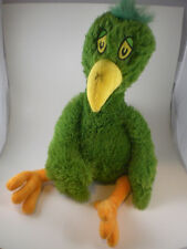 Kohl's Cares for kids Green bird, Dr. Seuss stories 2010