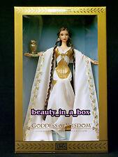 GODDESS OF WISDOM Barbie Doll Classical Greek Goddess Mythical Fantasy