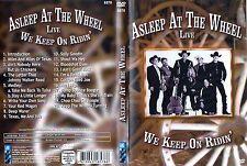 Asleep At The Wheel - DVD - We Keep On Ridin´- Live - DVD von 2004 - Neuwertig !