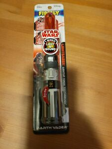 New Firefly Kids Star Wars -  1 Minute light and Sound Kids Toothbrush Soft