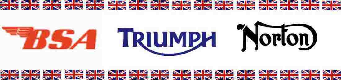 Deihl BSA Triumph Norton CycleParts