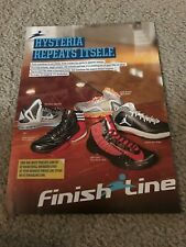 NIKE JORDAN AERO FLIGHT LUNAR HYPERDUNK 2012 Shoes Poster Print Ad FINISH LINE