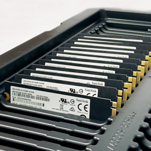 512GB SanDisk X300s Single-Sided MLC SATA III 6Gb/s 80mm 2280 M.2 SED SSD REFURB